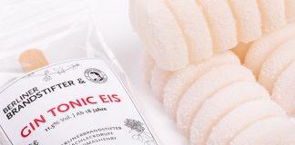 Berliner Brandstifter lanciert Gin Tonic Eis