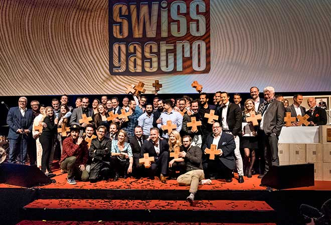 Best of Swiss Gastro: Der Kampf um die Gastro-Krone beginnt