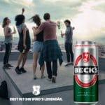 Sodebar Banner Beck's Bier