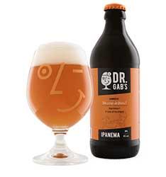 Ipanema - ein Bier der Brauerei Dr. Gab's