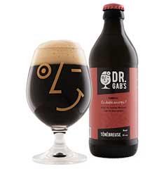 Tenebreuse - ein Bier der Brauerei Dr. Gab's