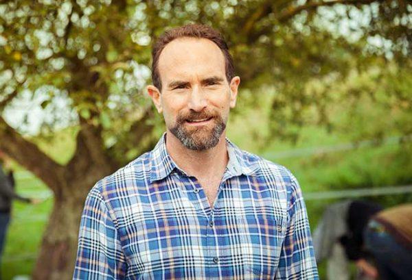 Stefan Brügger von GartenGold