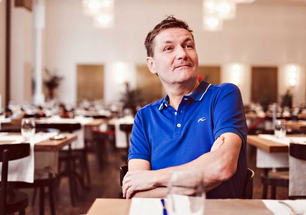 Interview mit Daniel Bumann - dem Restauranttester