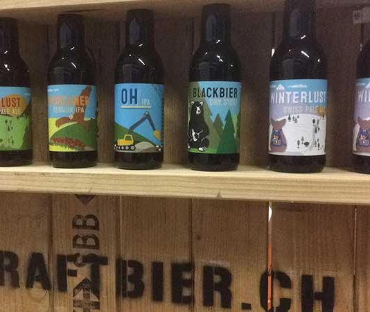 Bier Factory Rapperswil: Die Craft Beer Pioniere