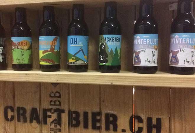 Bier Factory Rapperswil: Die Craft Beer Pioniere