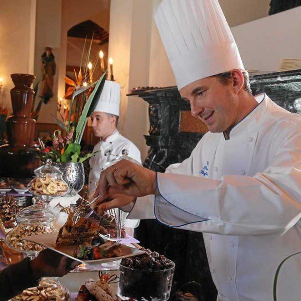 Das St. Moritz Gourmetfestival lockt mit zahlreichen Special Events