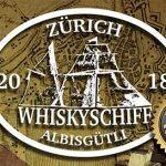 Banner Whiskyschiff Albisgütli Zürich 2018