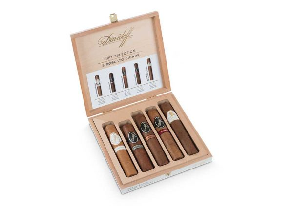 Die Davidoff Robusto Collection
