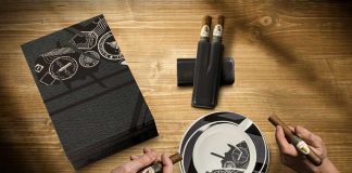 The Traveller - neue Winston Churchill Linie von Davidoff