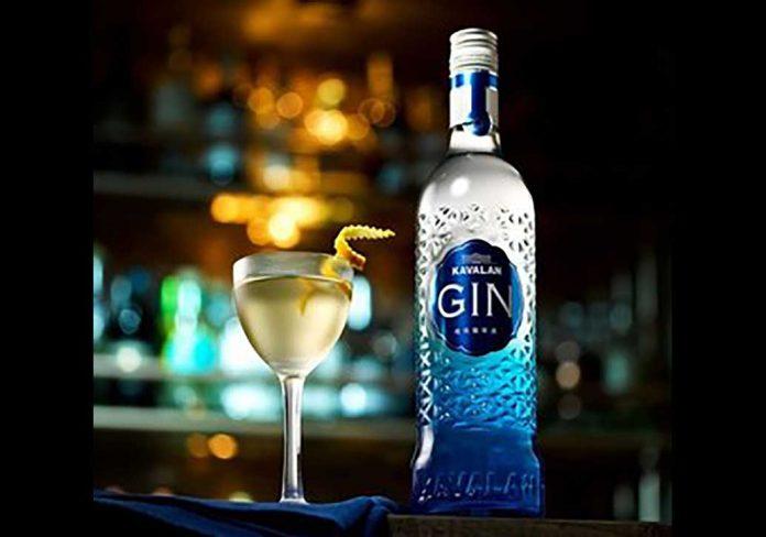 Whiskyhersteller Kavalan launcht eigenen Gin