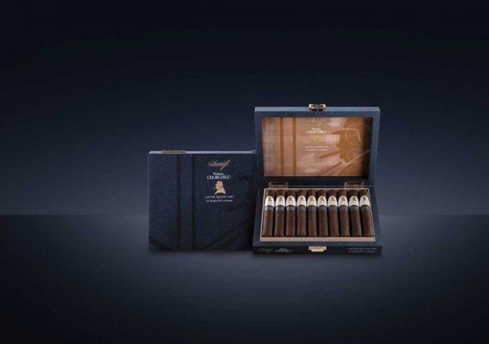 Wettbewerb: Gewinne eine Davidoff Winston Churchill Limited Edition im Wert von Fr. 320.00