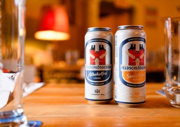Feldschlösschen steigert Absatz von alkoholfreien Bieren markant