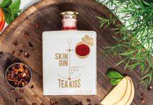 Perfekt für den Sommer: Skin Gin Tea Kiss Edition