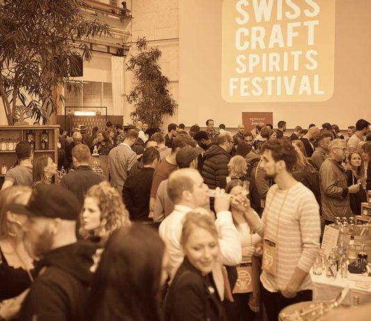 Das Swiss Craft Spirits Festival geht in die 4. Runde